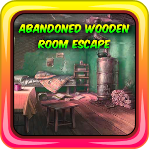 Abandoned Wooden Room Escape