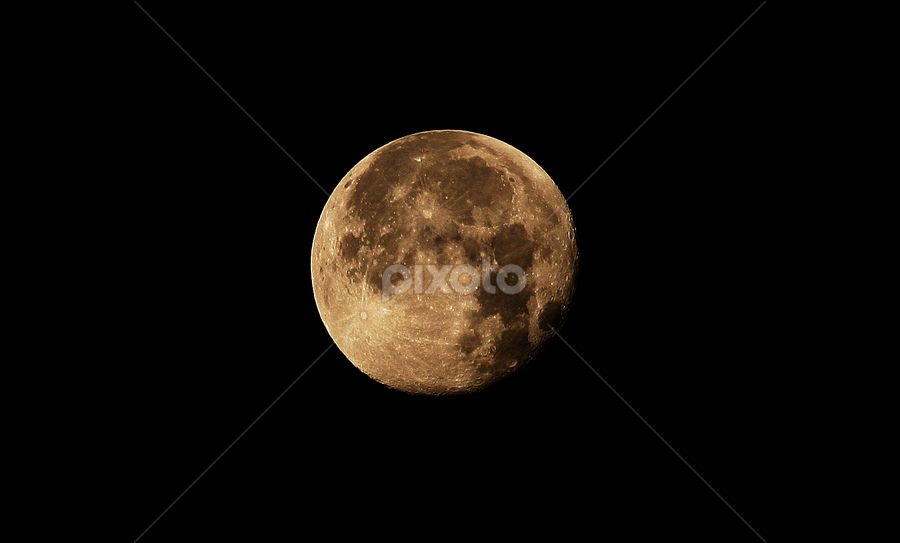 Super moon by Cristobal Garciaferro Rubio - Landscapes Starscapes ( luna, pwcmoonscapes, luna llena, moon, super moon )
