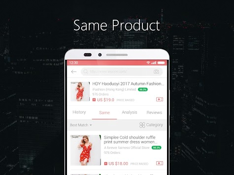 AliPrice -- AliExpress Price Tracker APK screenshot thumbnail 6