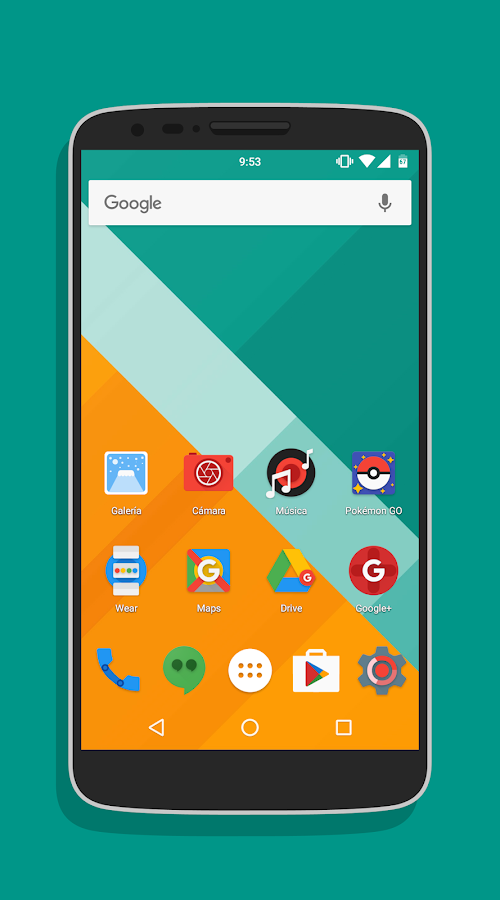 ARA - Icon Pack Screenshot 5