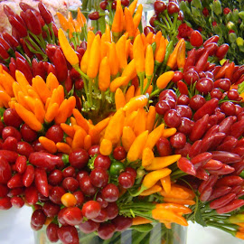 colours by Samir Kr Samanta - Nature Up Close Gardens & Produce