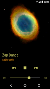 Muziki (BETA) - Music player - screenshot