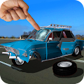 Crash VAZ Lada 2106 Old Tuning APK for Bluestacks