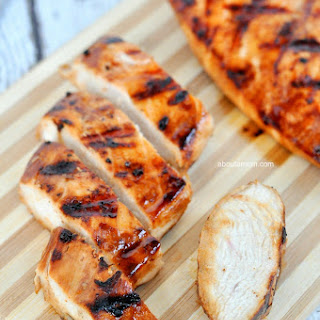 Grilled Ginger Soy Chicken