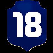 Draft fut 18