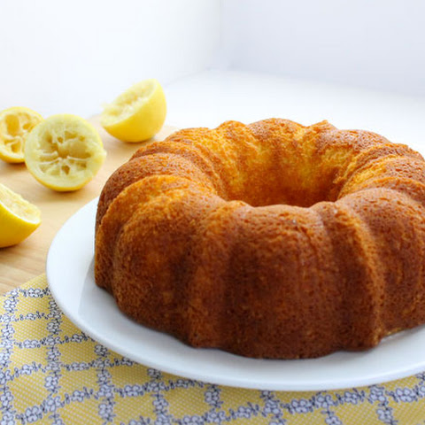 Extreme Lemon Bundt Cake Recipe | Yummly