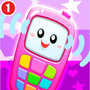 Pink Princess Baby Phone - Kids Music Animal Games For PC / Windows 7/8/10 / Mac – Free Download
