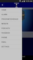 Screenshot of Living Bread Radio