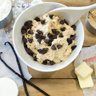 DŌliciously Edible Classic Chocolate Chip Cookie Dough