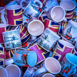 London Souvenirs by Prasanta Das - Artistic Objects Glass ( london, souvenir, mugs )