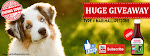 Huge Giveaway For Your Pet:Type #Marshallspetzone: Ending soon