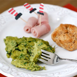 Green Eggs {and Ham}