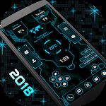 Hi-tech Launcher 2 - 2018, Future of UI, Free 2.0