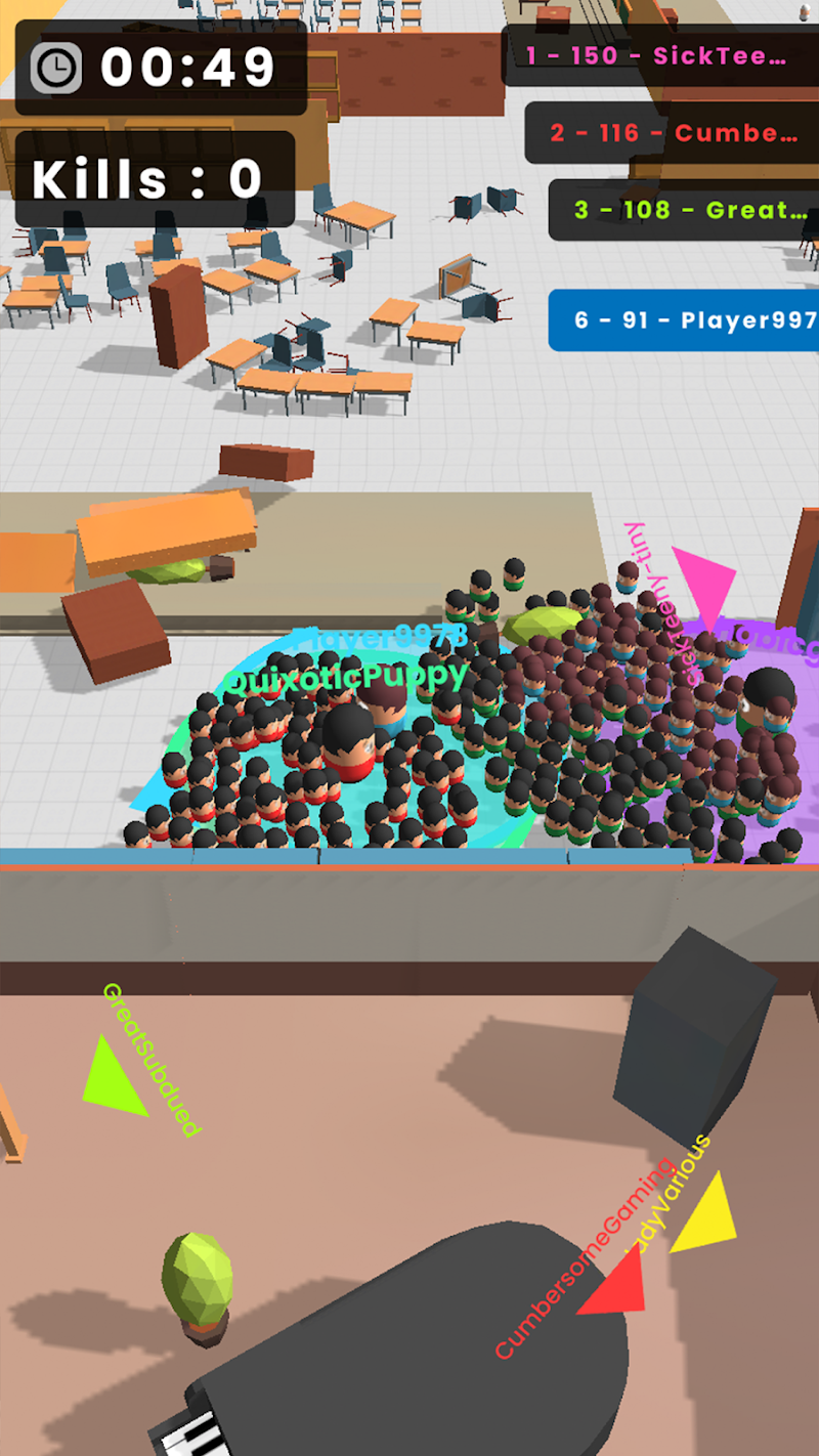 Popular Wars Screenshot 2