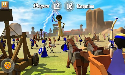 Greek Warriors : Castle Defence for pc