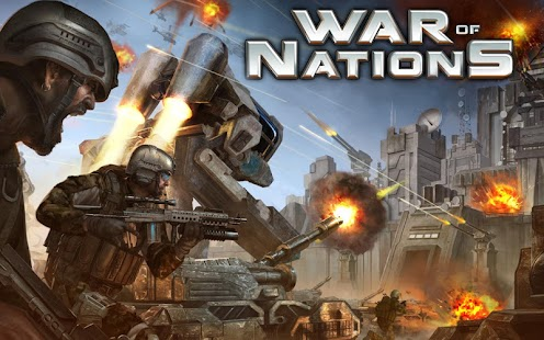 Game War of Nations: PvP Domination apk for kindle fire