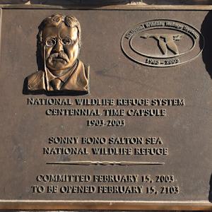 National Wildlife Refuge System Centennial Time Capsule