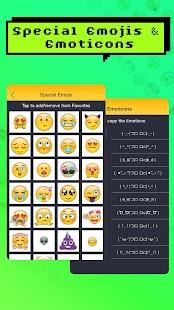Dab Emoji Keyboard - Emoticons APK for Lenovo