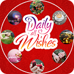 Daily Wishes Greetings Icon