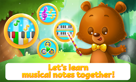 Learning Music Notes for Kids