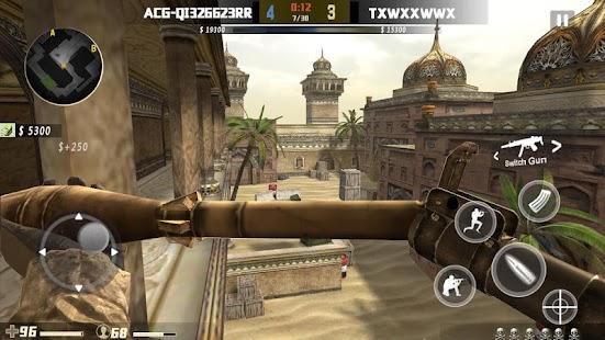 Gun Strike Shoot Fire apk screenshot