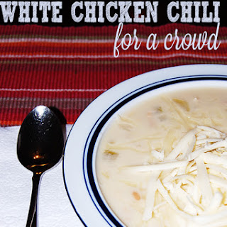 Simple White Chicken Chili Recipes