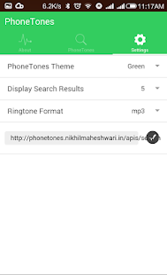 PhoneTones (Unreleased) - screenshot
