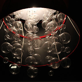 Light Bubbles by Lolit Whorlow - Artistic Objects Other Objects ( light )