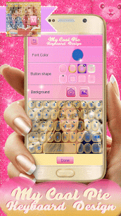 App My Cool Pic Keyboard Design APK for Kindle
