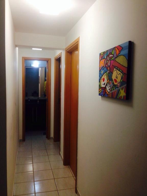Apartamento com 2 dormitórios para alugar, 70 m² por R$ 1.800/mês - Tambaú - João Pessoa/PB