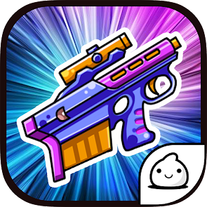 Guns Evolution - Idle Cute Clicker Game Kawaii