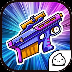 Guns Evolution - Idle Cute Clicker Game Kawaii Online PC (Windows / MAC)