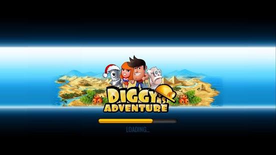 Download Diggy's Adventure APK