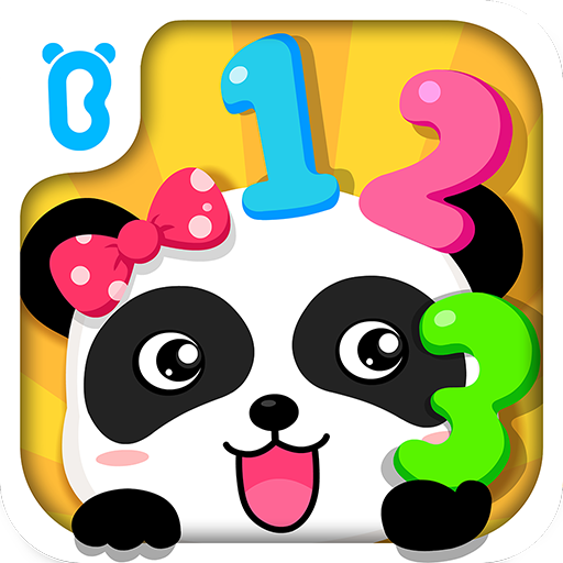 Baby Panda Learns Numbers (game)