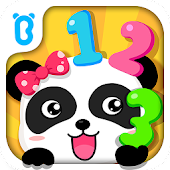 Free Baby Panda Learns Numbers APK for Windows 8