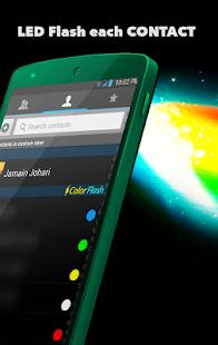 Download Color Flash Light Alerts Call! APK on PC