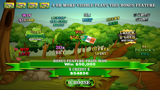Game Crock O'Gold Rainbow Slots apk for kindle fire