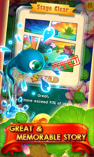 Hoppy Frogger Tpole Frog - screenshot