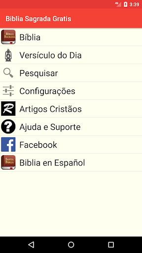 Bíblia Sagrada Grátis screenshot 1
