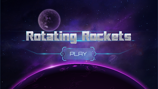 Rotating Rockets - screenshot
