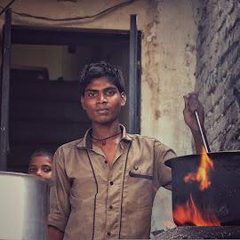 India by Leana Niemand - People Street & Candids