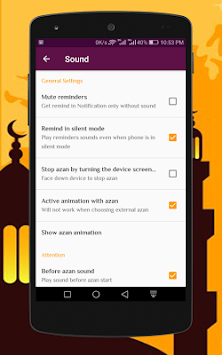 Azan Azkar APK screenshot thumbnail 9