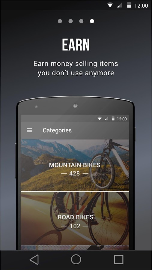 BKIE, flea market for bikes Screenshot 4