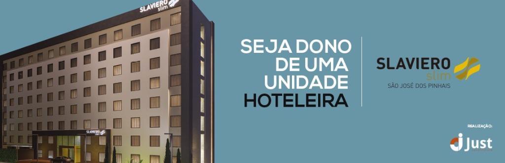Hotel comercial à venda, Centro, São José dos Pinhais.