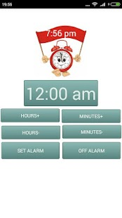 Crazy Alarm - screenshot