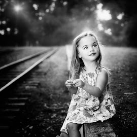 Enchanted... by Andy Dyso - Babies & Children Child Portraits