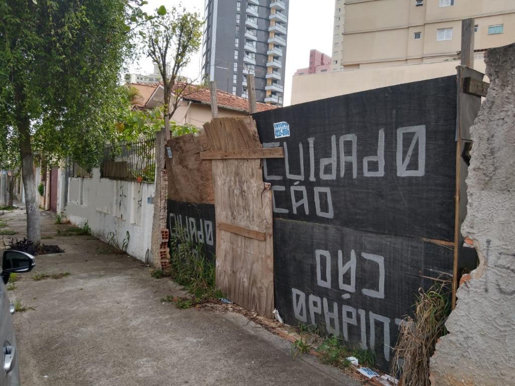 Terreno Vila Bastos Santo André