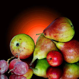 Pear by Asif Bora - Food & Drink Fruits & Vegetables