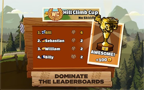 Hill Climb Racing 2 APK for Bluestacks