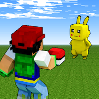 Ball Game of Pixelmon For PC (Windows And Mac)